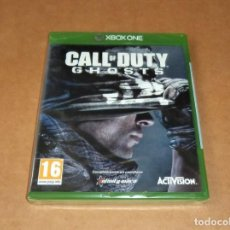 Xbox One: CALL OF DUTY : GHOSTS PARA MICROSOFT XBOX ONE, A ESTRENAR, PAL. Lote 167626700