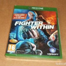 Xbox One: FIGHTER WITHIN PARA MICROSOFT XBOX ONE, A ESTRENAR, PAL. Lote 167626888