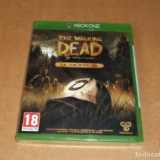 Xbox One: WALKING DEAD TELLTALLE SERIES : LA COLECCION XBOX ONE, A ESTRENAR, PAL. Lote 167626968