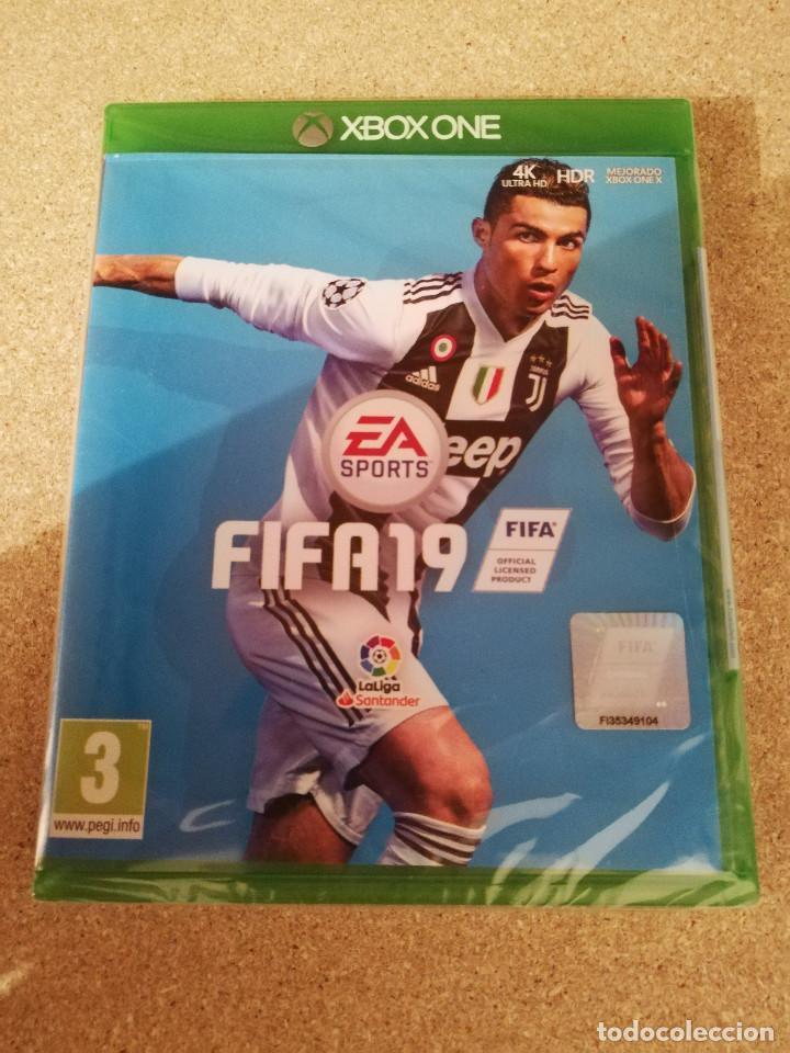 FIFA 19 (XBOX ONE) PRECINTADO (Juguetes - Videojuegos y Consolas - Xbox One)