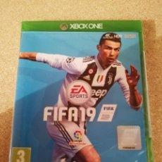 Xbox One: FIFA 19 (XBOX ONE) PRECINTADO. Lote 169055264