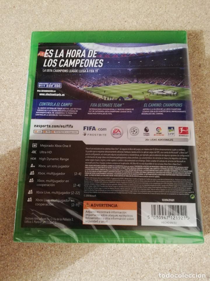 Xbox One: FIFA 19 (XBOX ONE) PRECINTADO - Foto 2 - 169055264