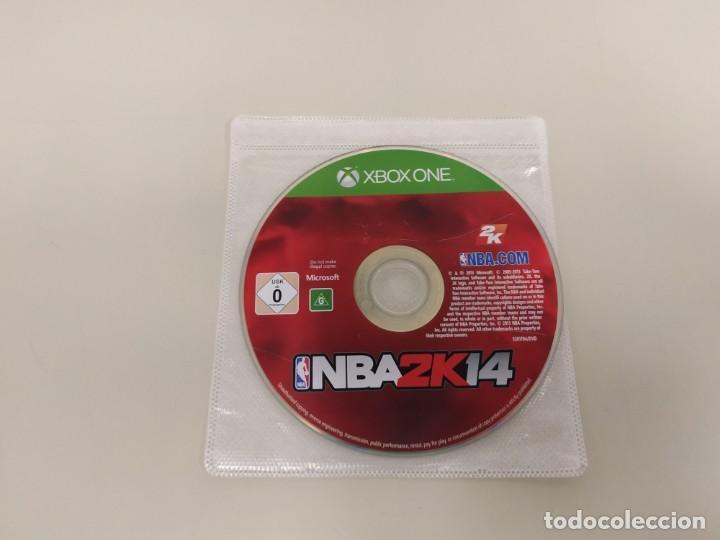619- NBA 2K14 MICROSOFT XBOX ONE VERSION PAL (Juguetes - Videojuegos y Consolas - Xbox One)