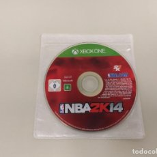 Xbox One: 619- NBA 2K14 MICROSOFT XBOX ONE VERSION PAL . Lote 169583228