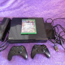 Xbox One: CONSOLA XBOX ONE + RARE REPLAY + 2 MANDOS + KINECT Y CABLES. Lote 163333102