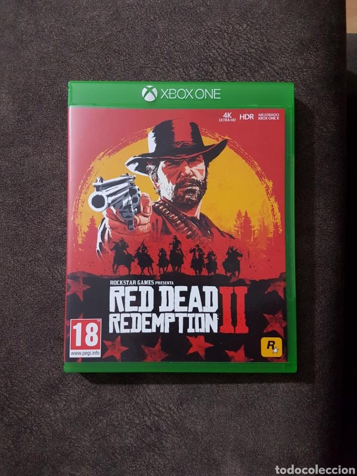 RED DEAD REDEMPTION 2 XBOX ONE (Juguetes - Videojuegos y Consolas - Xbox One)