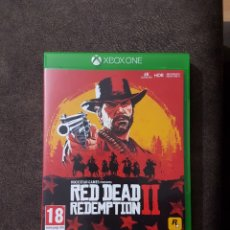 Xbox One: RED DEAD REDEMPTION 2 XBOX ONE. Lote 171536810
