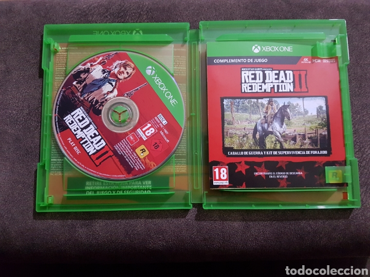 Xbox One: RED DEAD REDEMPTION 2 XBOX ONE - Foto 2 - 171536810
