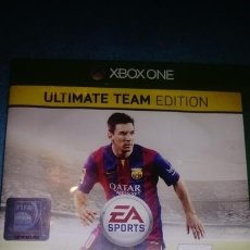 Xbox One: JUEGO -- FIFA 15 -- XBOX ONE ULTIMATE TEAM. Lote 172161159