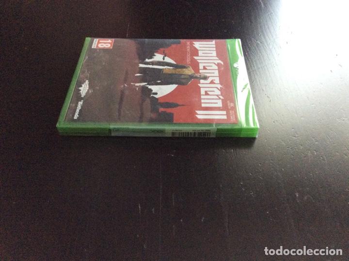 Xbox One: Videojuego Xbox One Wolfenstein II precintado - Foto 3 - 174433922