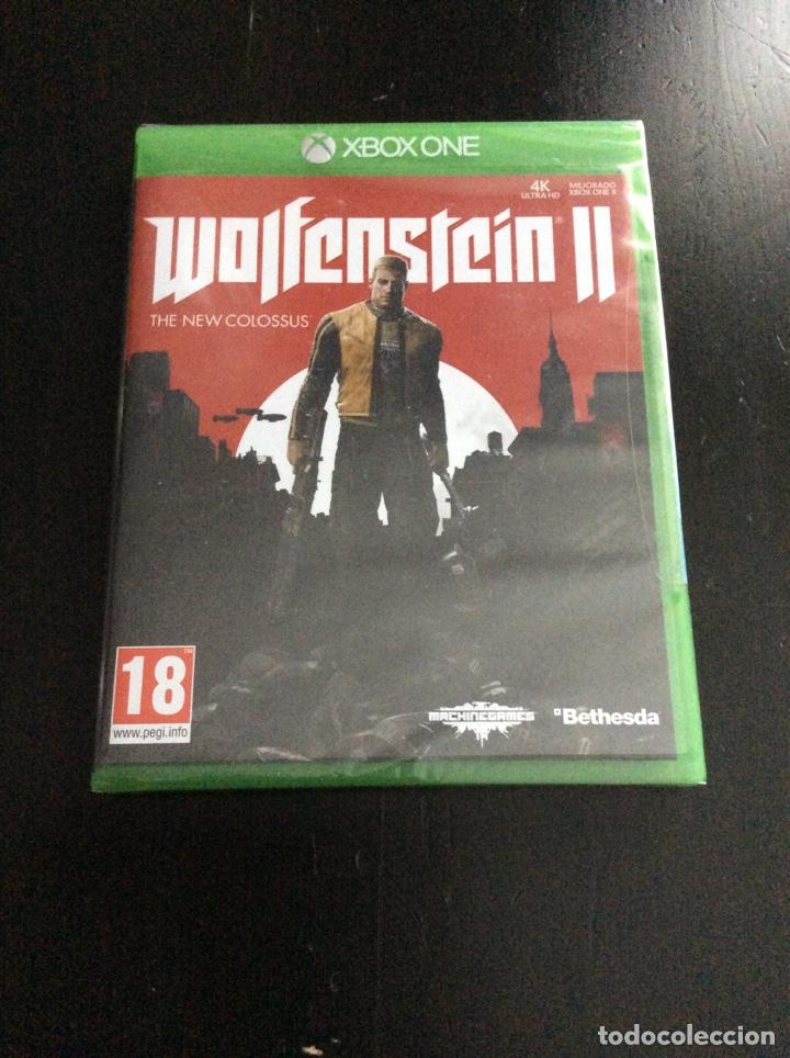 VIDEOJUEGO XBOX ONE WOLFENSTEIN II PRECINTADO (Juguetes - Videojuegos y Consolas - Xbox One)