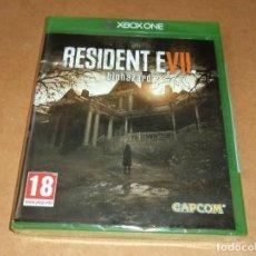 Xbox One: RESIDENT EVIL : BIOHAZARD PARA MICROSOFT XBOX ONE, A ESTRENAR. Lote 175155468