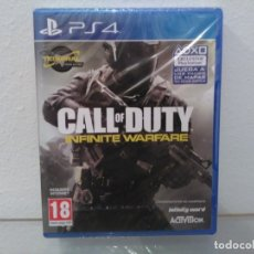Xbox One: CALL OF DUTY, INFINITY WARFARE - VIDEOJUEGO PS4 A ESTRENAR (PAL ESP). Lote 176383428