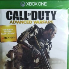 Xbox One: CALL OF DUTY ADVANCED WARFARE. JUEGO PARA XBOX ONE. PAL-ESP. NUEVO, PRECINTADO.. Lote 177003370