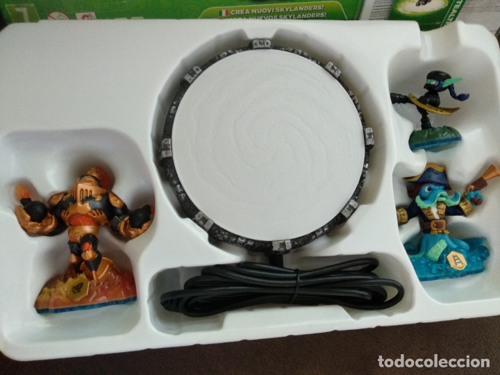 Xbox One: Skylanders Xbox one base + 3 figuras - Foto 3 - 177075425