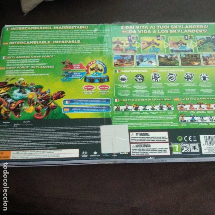 Xbox One: Skylanders Xbox one base + 3 figuras - Foto 5 - 177075425