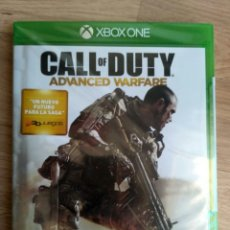 Xbox One: XBOX ONE JUEGO CALL OF DUTY ADVANCE WARFARE NUEVO Y PRECINTADO. Lote 177884927
