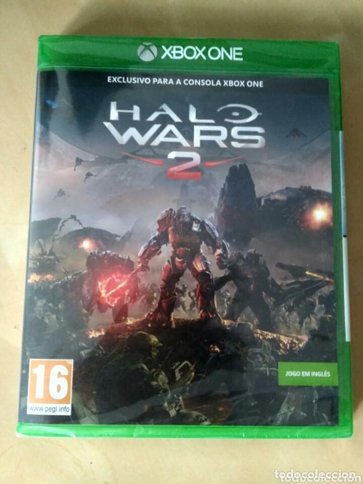 XBOX ONE JUEGO HALO WARS 2 VERSIÓN PORTUGUESA NUEVO (Juguetes - Videojuegos y Consolas - Xbox One)
