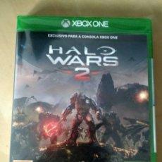 Xbox One: XBOX ONE JUEGO HALO WARS 2 VERSIÓN PORTUGUESA NUEVO. Lote 177943804