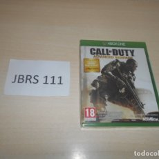 Xbox One: XBOX ONE - CALL OF DUTY ADVANCED WARFARE , PAL ESPAÑOL , PRECINTADO. Lote 178905348