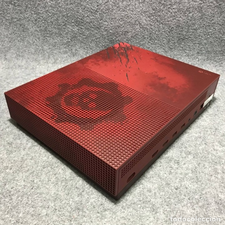 Xbox One: CONSOLA MICROSOFT XBOX ONE S 2TB GEARS OF WAR 4 PACK - Foto 10 - 179344768