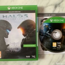 Xbox One: JUEGO XBOX ONE HALO 5 GUARDIANS. Lote 138936582
