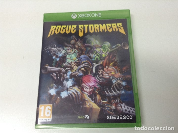 Xbox One: ROGUE STORMERS - Foto 1 - 180207325