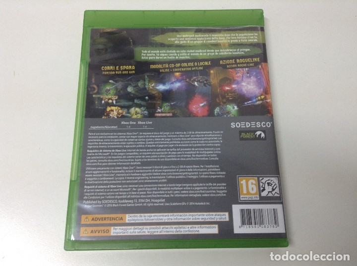 Xbox One: ROGUE STORMERS - Foto 2 - 180207325
