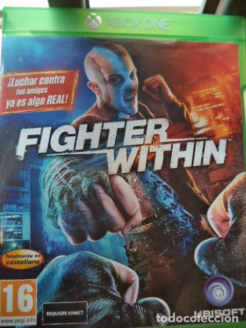 FIGHTER WITHIN (Juguetes - Videojuegos y Consolas - Xbox One)