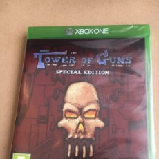 Xbox One: JUEGO TOWER OF GUNS XBOX ONE NUEVO PRECINTADO PAL ESPAÑA (PAL ITALIA) - SOEDESCO. Lote 182851636