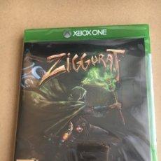 Xbox One: JUEGO ZIGGURAT XBOX ONE NUEVO PRECINTADO PAL ESPAÑA (EUROPEAN BOX) - SOEDESCO. Lote 182851813