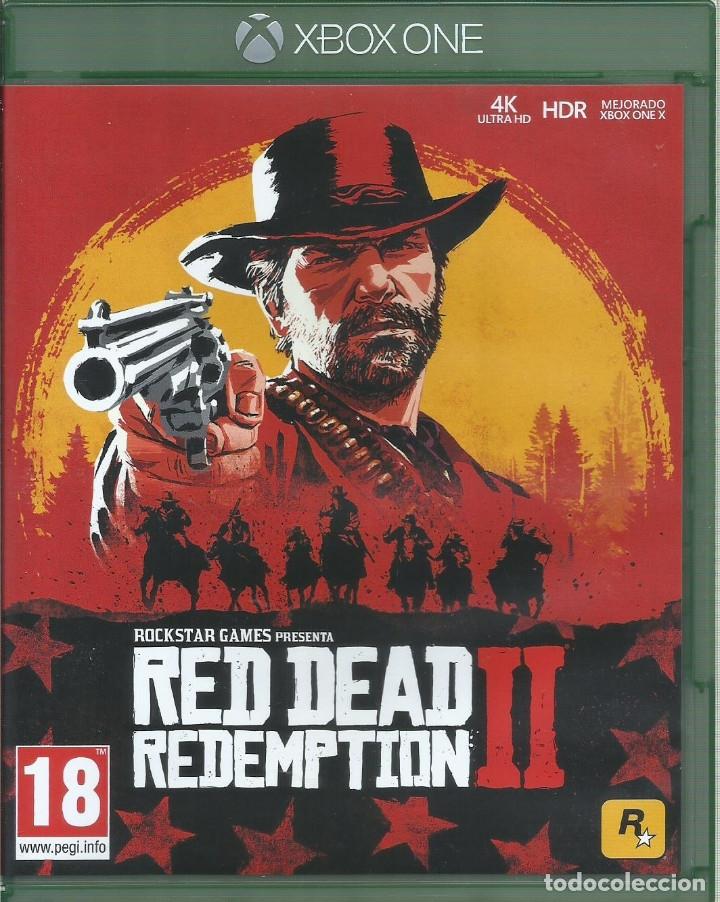 RED DEAD REDEMPTION II (Juguetes - Videojuegos y Consolas - Xbox One)