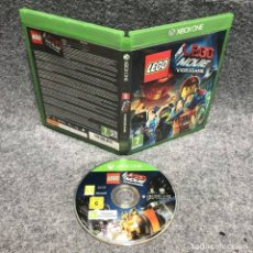 Xbox One: THE LEGO MOVIE VIDEOGAME MICROSOFT XBOX ONE. Lote 183323211