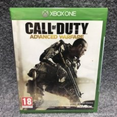 Xbox One: CALL OF DUTY ADVANCED WARFARE NUEVO Y PRECINTADO MICROSOFT XBOX ONE. Lote 183323230