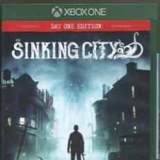 Xbox One: THE SINKING CITY - DAY ONE EDITION. Lote 183396613