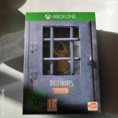 Xbox One: LITTLE NIGHTMARES SIX EDITION XBOX ONE - NUEVO. Lote 183541316