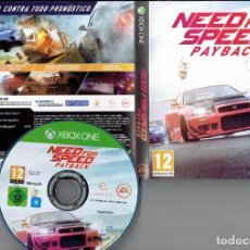 Xbox One: NEED FOR SPEED PAY BACK MEJORADO XBOXONE X.. Lote 183799053