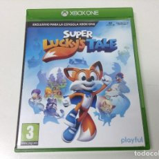 Xbox One: SUPER LUCKY'S TALE. Lote 187208045