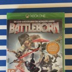 Xbox One: BATTLEBORN XBOX ONE PRECINTADO!!!. Lote 187396108