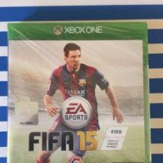 Xbox One: FIFA 15 XBOX ONE PRECINTADO!!!. Lote 187396173