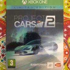 Xbox One: PROJECT CARS 2 EDICIÓN LIMITADA XBOX ONE PRECINTADA!!!. Lote 187396217