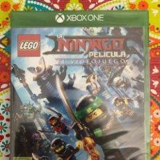 Xbox One: LEGO NINJAGO EL VIDEOJUEGO XBOX ONE PRECINTADO!!!. Lote 187396268