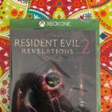 Xbox One: RESIDENT EVIL: REVELATIONS 2 XBOX ONE PRECINTADO!!!. Lote 187396340