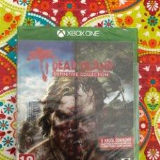 Xbox One: DEAD ISLAND: DEFINITIVE COLLECTION XBOX ONE PRECINTADO!!!. Lote 187399036