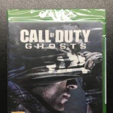 Xbox One: CALL OF DUTY GHOSTS XBOX ONE PRECINTADO!!!. Lote 187468726