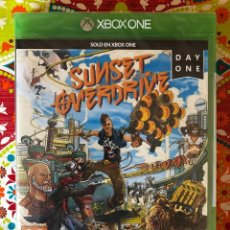 Xbox One: SUNSET OVERDRIVE XBOX ONE PRECINTADO!!!. Lote 187468758