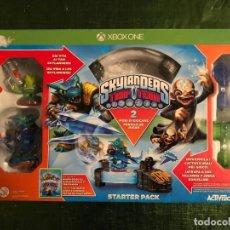Xbox One: SKYLANDERS TRAP TEAM XBOX ONE PRECINTADO!!!. Lote 187468826