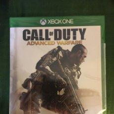 Xbox One: CALL OF DUTY: ADVANCED WARFARE XBOX ONE PRECINTADO!!!. Lote 187468911