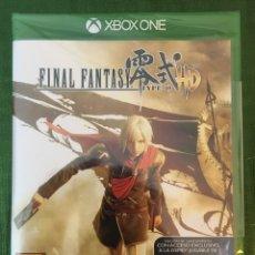 Xbox One: FINAL FANTASY TYPE-0 HD XBOX ONE PRECINTADO!!!. Lote 187468930