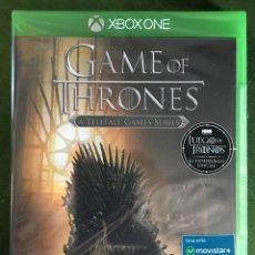 Xbox One: GAME OF THRONES XBOX ONE PRECINTADO!!!. Lote 187468963